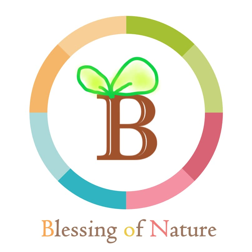 Blessing of Natureのロゴ